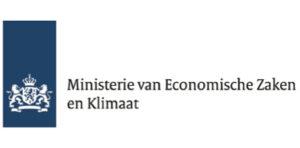 Logo Ministerie van Economische Zaken en Klimaat